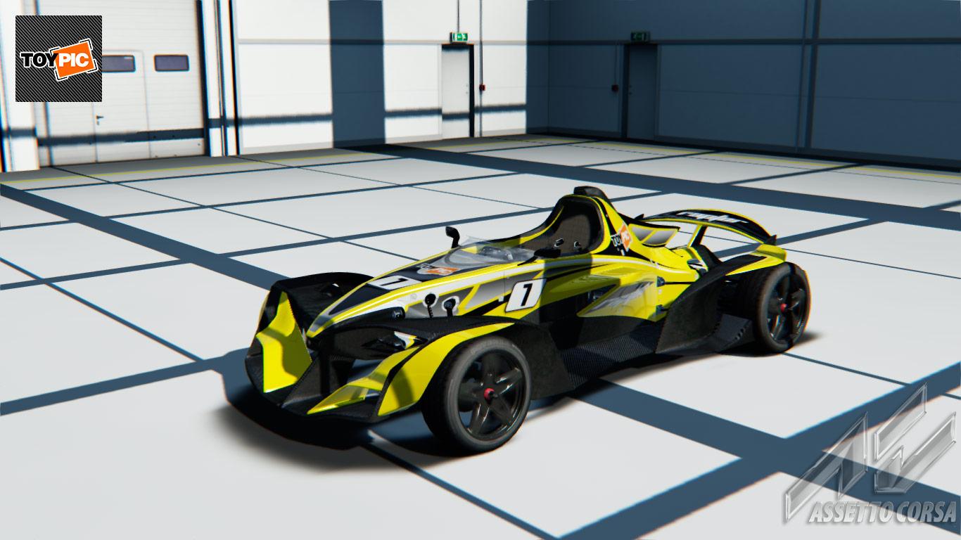 Show Room - Raptor R1 Mod Assetto Corsa