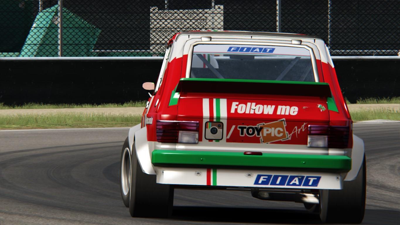 Fiat 147 R - Mod Car Assetto Corsa - Eder H Martins | Designer