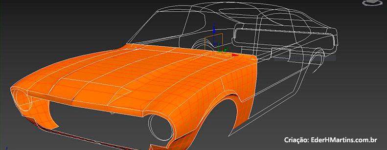 Ford Maverick, um clássico no Simulador Assetto Corsa - Eder