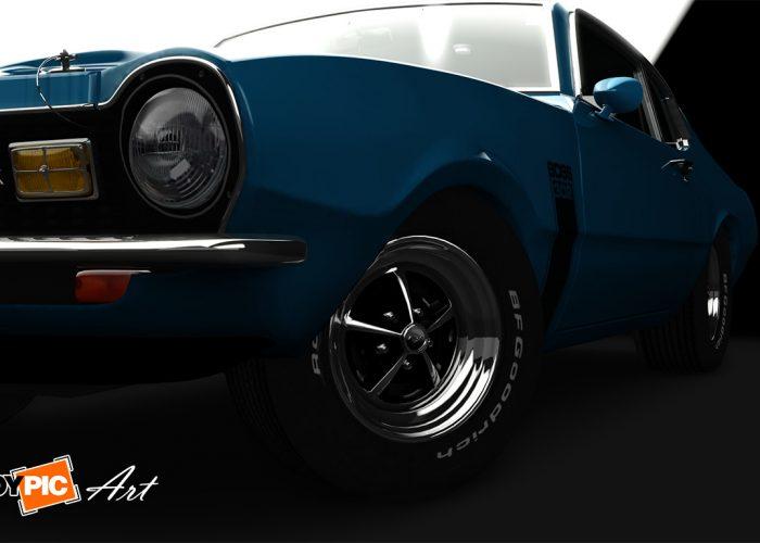 Ford Maverick Grabber Customizado