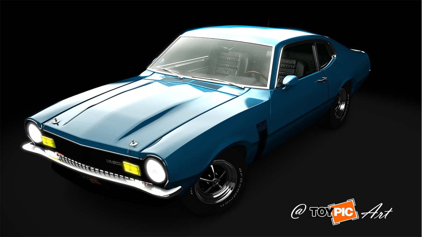 Ford Maverick Grabber Customizado